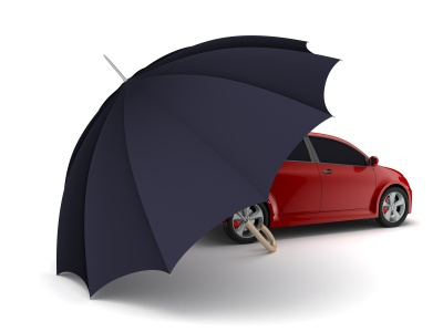 Car insurance- 3d rendering